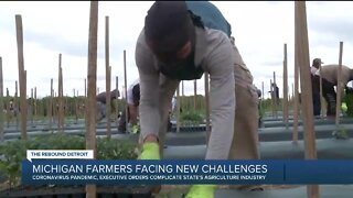 The Rebound: Farmers facing uphill battle in months ahead