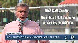 Florida Department of Economic Opportunity cutting ties with call center firms