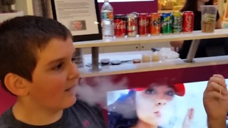Mother Warns of Liquid Nitrogen Snack After Son Suffers Asthma Attack - Video