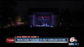 Hoosiers band together to help hurricane victims - Video
