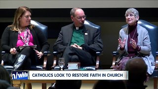 Symposium to restore trust in diocese Wednesday