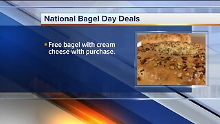 National Bagel Day Deals