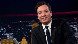 Trump To Jimmy Fallon:   Be A Man, Jimmy! - Video
