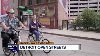 Detroit Open Streets - Video