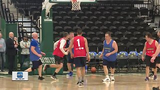 Boots vs Badges basketball game raises $1,200