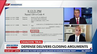 CHAUVIN TRIAL CLOSING ARGUMENTS