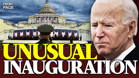 """Coldest inauguration ever? Militarized zone in DC; Google translate """"glitches"""" on select words"""