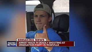 Clinton Township teen killed at graduation party - Video