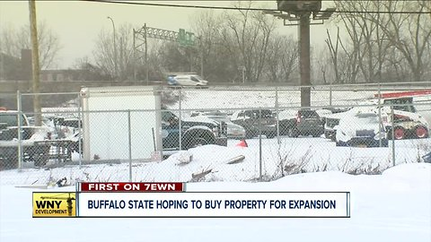 Buffalo State College looking to expand its footprint on the West Side