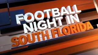 WATCH: Football Night in South Florida Overtime 9/14/18