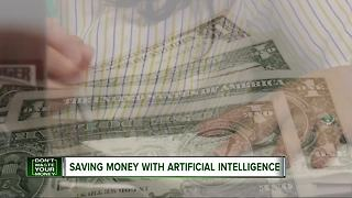 Saving Money with artificial intelligence - Video