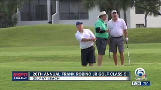 26th annual Frank Robino JR Golf Classic - Video