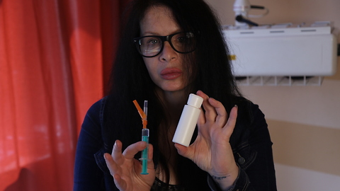 Surgery Addict Injects Risky 'Eternal Youth' Bacteria   HOOKED ON THE LOOK