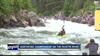 2018 Northfork Championship brings kayakers from around the world