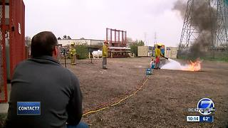 Contact7 shows risk of burns, death from 'gas geysering' - Video