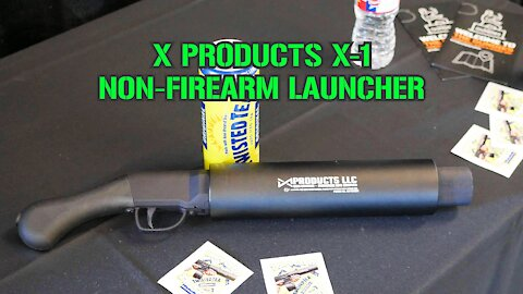 X Products X-1 Non-Firearm Can Cannon. Ships Right to Your Door!
