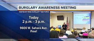 Las Vegas police to host crime meeting May 6