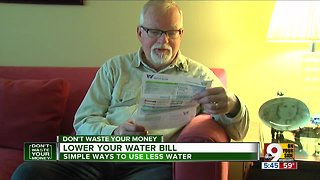 Don't Waste Your Money: Water bills bubble up