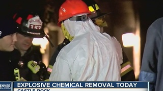 More evacuations after chemicals found in home - Video