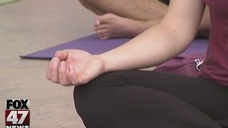 Americans becoming more zen - Video