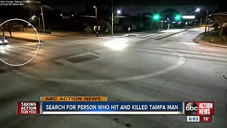 Orlando Police search for suspect in fatal hit-and-run