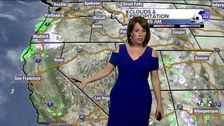 SW Idaho dries up, clears up Wednesday, but more rain and snow is on the horizon - Video