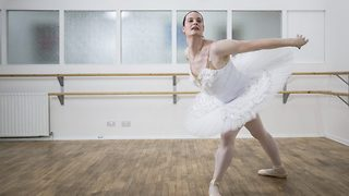 Rally racing to ballet dancing – Transgender woman shows off her incredible new moves  - Video