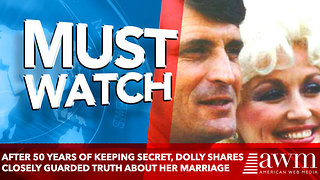 After 50 Years Of Keeping Secret, Dolly Shares Closely Guarded Truth About Her Marriage