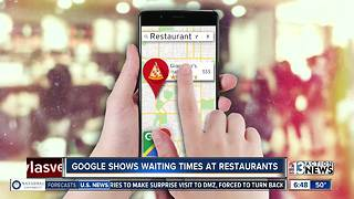 Google to show wait times at restaurants - Video