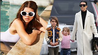 Sofia Richie Trying To Replace Kourtney Kardashian as Mom? - Video