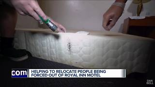 Owner of condemned Royal Inn Motel speaks out - Video