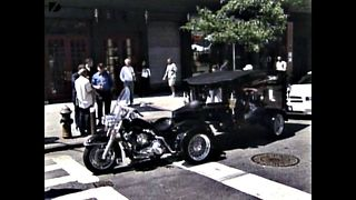 Ever Seen A Harley...Hearse? - Video