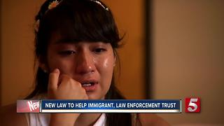 Proposed Ordinance Would Limit Cooperation Between Local Law Enforcement, ICE - Video