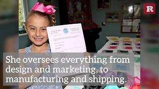 7-year-old Entrepreneur | Rare Life - Video