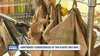 Unintended consequences of the plastic bag ban