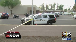 Two Tempe officers shot by suspect near Mill Avenue/Baseline