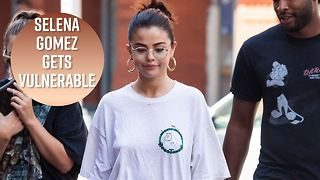 Selena Gomez talks feeling violated & having 3 friends - Video