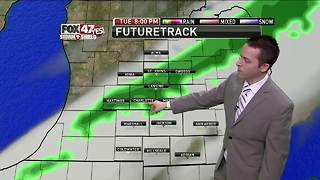 Dustin's Forecast 11-27 - Video