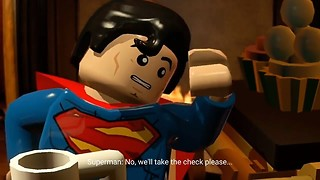 LEGO Batman 3 Super Heros part 1