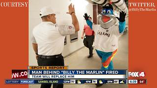 Another change: Mascot latest to be fired by Miami Marlins