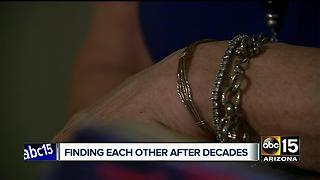 Phoenix woman reunites with daughter decades later