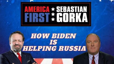 How Biden is helping Russia. John Solomon with Sebastian Gorka on AMERICA First