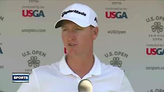 Niebrugge shoots a 73 in round 1 of U.S. Open - Video