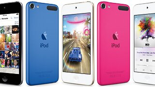 Apple's iPod touch receives much needed updates