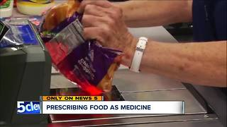 Food as medicine: Food prescriptions coming to Cleveland community