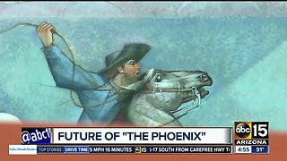 Sky Harbor mural to be relocated before terminal to be closed for changes - Video