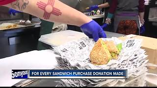 Boise restaurant on mission to stop hunger - Video