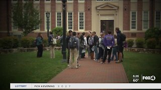 College students return to school during covid
