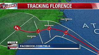 Hurricane Florence sparks travel concerns, prompts local relief efforts
