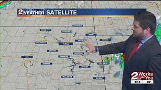 Sunday Evening Forecast - Video
